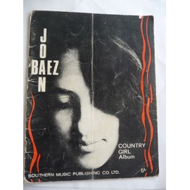 Country Girl Album  Joan Baez