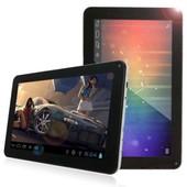 Tablette tactile 10 pouces Android 4.4 KitKat Quad Core 12 Go Blanc