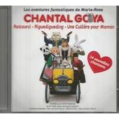 Les Aventures Fantastiques De Marie-Rose - Chantal Goya