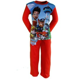 Pyjama Long Imprim� Paw Patrol Gar�on