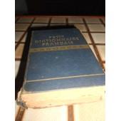 Petit Dictionnaire Francais Larousse de auge