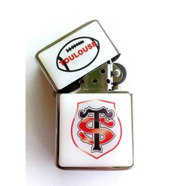 Briquet Design Stade Toulouse Rugby Essence