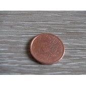 1 Centimes Euro France 2005