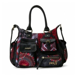 Sac Desigual London Medium New Red Nc