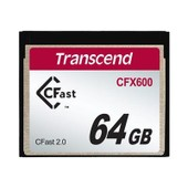 Transcend CFast 2.0 CFX600 - Carte m�moire flash