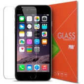 Caseink - Protection �cran Verre Tremp� Apple Iphone 6 Iphone 6s [4.7 ] - 9h S�ries Glass Pro+ Hd [ Duret� Extreme 9h Epaisseur 0.33mm Angles Incurv�s 2.5d ]