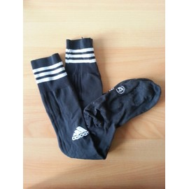 Chaussettes Adidas Football Noires Taille 4