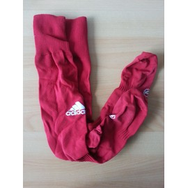 Chaussettes Adidas Football Rouges Taille 4