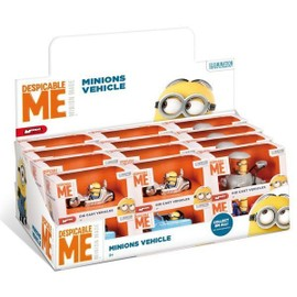 Vehicules Minions 1/43 �me Assortis