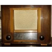 Poste De Radio Ancien