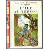 L'ile Au Tresor- Illustrations De Leroy de stevenson