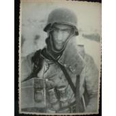 Photo Foto Ww2 Wwii : Wehrmacht Av Caisse Munitions & Grenades