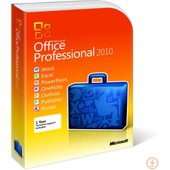 Microsoft Office Professionnel 2010 - France
