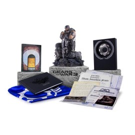 Gears Of War 3 Edition Epic - Collector - Pack Complet
