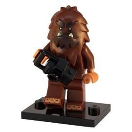 Lego Minifigurine S�rie 14 Les Monstres - Mod�le Big Foot