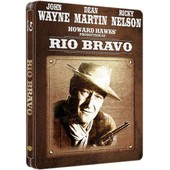 Rio Bravo - Blu-Ray+ Copie Digitale - �dition Bo�tier Steelbook de Howard Hawks