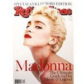 Rolling Stone Magazine Special Madonna 100 Pages Usa