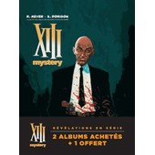 Xiii Mystery Tome 1 � 3 - Tome 1, La Mangouste - Tome 2, Irina - Tome 3, Little Jones
