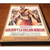 Goliath Y La Esclava Rebelde (Goliath Et L'hercule Noir) de Mario A