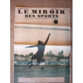 Revue sport miroir des sports achat vente neuf d for Miroir des sports