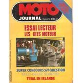 Moto Journal 447 Bfg 1300 Cc Yamaha Dtmx 125 Et Yamsuka Kits Des Deux Temps De 50 Et 125 Cc 1980