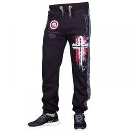 Jogging Geographical Norway Mever Noir