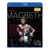 Anna Netrebko : Macbeth - Blu-Ray de Gary Halvorson