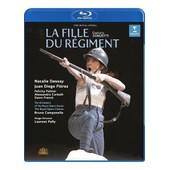 Natalie Dessay : La Fille Du R�giment - Blu-Ray de Laurent Pelly