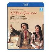 Rolando Villaz�n : L'elisir D'amore - Blu-Ray de Otto Schenk