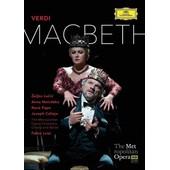 Anna Netrebko : Macbeth de Gary Halvorson
