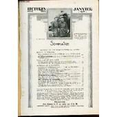Lectures Pour Tous - Janvier 1931 / Le Train Fantome / Le Silence Du Carmel - Mes Chasses A Abyssinie Etc... de COLLECTIF