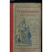 Grammaire Cours Elementaire - Livre De L Eleve - Illustre De 180 Gravures de AUGE CLAUDE