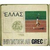 Initiation Au Grec 5 E de COUSTEIX J. - FILLION J.