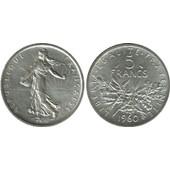 5 Francs 1960 - Semeuse