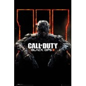 Call Of Duty Poster - Black Ops 3, Cover Panned Out (91x61 Cm)