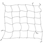 Mammoth Web Plant Support 60-100 Cm Filet Pour Chambre De Culture