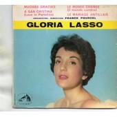 Muchas Gracias - Gloria Lasso