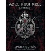 Axel Rudi Pell - Magic Moments: 25th Anniversary Special Show (3 Discs) de Axel Rudi Pell & Friends
