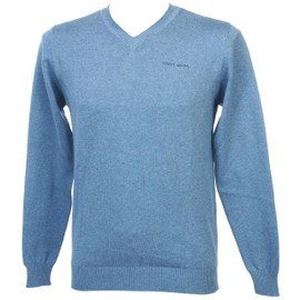 Pull Teddy Smith Pulser Blue Chine Pull Bleu 65810