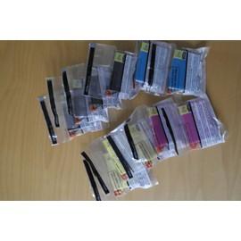 20x Cartouches Compatibles Epson Stylus Sx125 S22 Sx130(T1281-T1282-T1283-T1284)