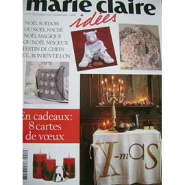 Marie Claire Idees 55