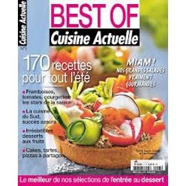 Best Of Cuisine Actuelle 5 - 170 Recettes Pour Tout L'�t�