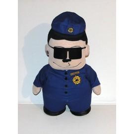 South Park Peluche Officier Barbrady 37 Cm