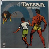 Tarzan ( Volume 4 ) : Le Fils De Tarzan - Pierre Tchernia & Claude Dasset & Vicky Messica & Lawrence Riesner - R�alisation : Henri Gurel - Musique : G�rard Calvi