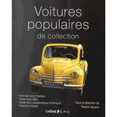 Voitures Populaires De Collection de Patrick Lesueur