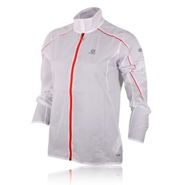 Salomon S-Lab Femme Veste De Sport Zipp�e L�g�re Course Top De Surv�tement