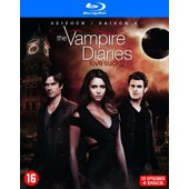 The Vampire Diaries - Saison 6 Edition Benelux (Blu-Ray Disc) de Julie Plec