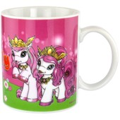 Mug Poney Filly Licorne 320 Ml Ceramique