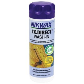Imperm�abilisant Nikwax Wash-In(Vetement)Tx300ml Blanc 61581