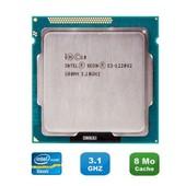 Processeur CPU Intel Xeon Quad Core E3-1220V2 3.1Ghz LGA1155 SR0PH Serveur PC